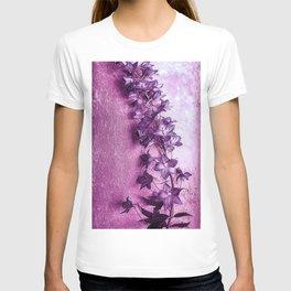 Delphinium Display T-shirt
