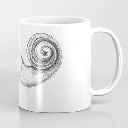 Inner Ear Illustration Coffee Mug