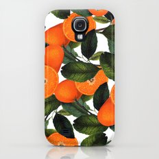 The Forbidden Orange #society6 #decor #buyart Galaxy S4 Slim Case