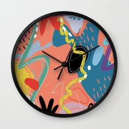 Shutter 1 Wall Clock