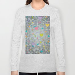 Hearts and Flowers Two Long Sleeve T-shirt