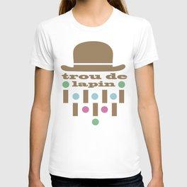 trou de lapin T-shirt
