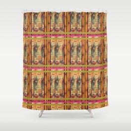 Buena Vida/ Fiesta Shower Curtain