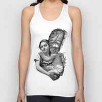 evolution Tank Tops featuring Evolution by DIVIDUS