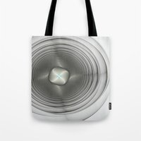 bass Tote Bags featuring Bass by Fine2art