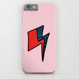 Hallo Spaceboy  iPhone Case