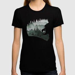 MTB Landscpae T-shirt