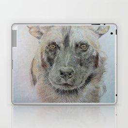 Wild African dog Laptop & iPad Skin