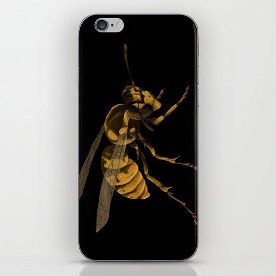 little wasp  iPhone & iPod Skin