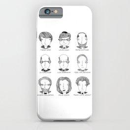 The Architectural Dream Team iPhone Case