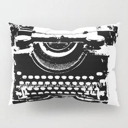 typewriter Pillow Sham