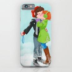 Winter Kiss Slim Case iPhone 6s