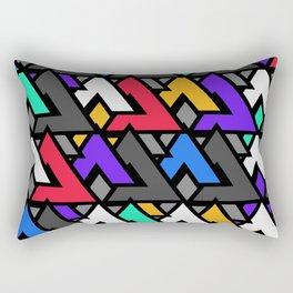 Tri-ang me Rectangular Pillow