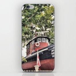 Tug Boat iPhone Skin