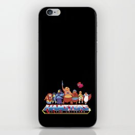 Hamsters Of The Universe iPhone Skin