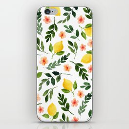 Lemon Grove iPhone Skin