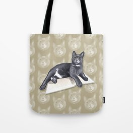 Ms. Kitty Tote Bag