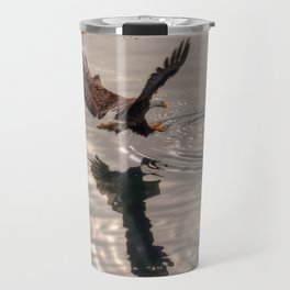 Hunting Eagle Travel Mug