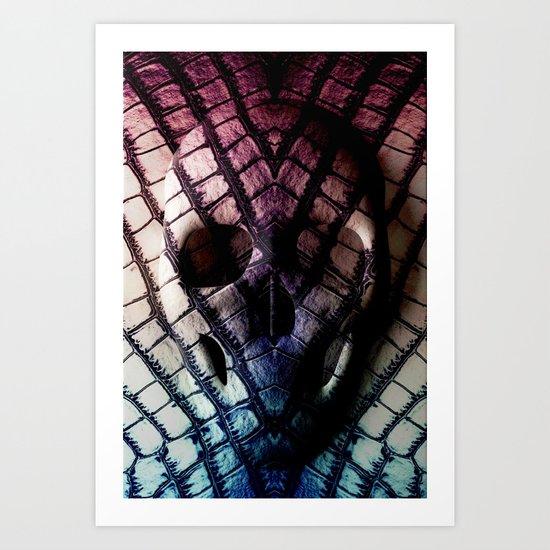 Skull (Feat. Marta Macedo) Art Print