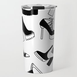 Shoe Cravings Travel Mug