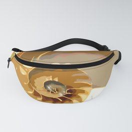 Shell color Fanny Pack