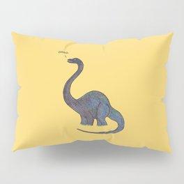 Dang Dino Pillow Sham