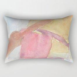 Instrumental Shapes and Cloth Rectangular Pillow