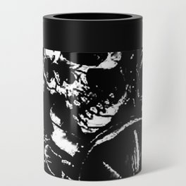 Skull collage,custom gift design Can Cooler