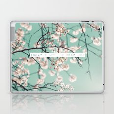 Today I Will Choose Joy Laptop & iPad Skin