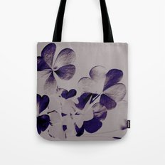 Leaves of Three, Let it Be... Tote Bag