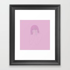 Regrowth Framed Art Print