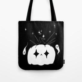 ▴ jack-o-lantern ▴ Tote Bag