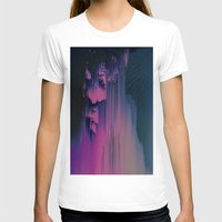 fringe T-shirts featuring Pink Fringe by DuckyB