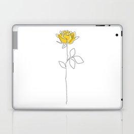 Lemon Rose Laptop & iPad Skin
