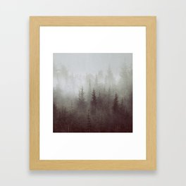 Simbiosis III Framed Art Print
