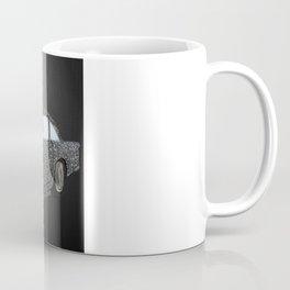 James Bond Aston Martin DB5 Coffee Mug
