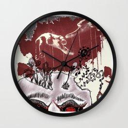 Ativan Wall Clock