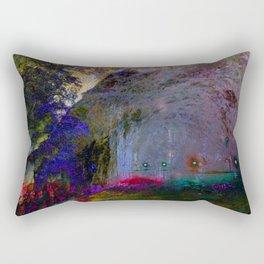 Taroko Gorge: Journey Rectangular Pillow