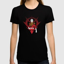 068 Char logo T-shirt