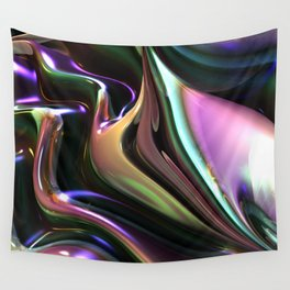 187 Fractal Wall Tapestry