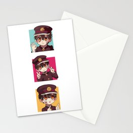 Jibaku Shounen Hanako-kun Stationery Cards