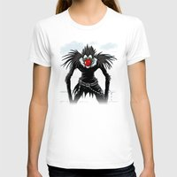 magritte T-shirts featuring Ryuk Magritte by le.duc