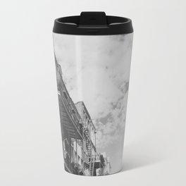 New Orleans French Quarter Travel Mug