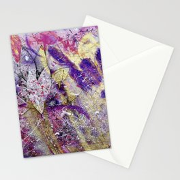 Rock Your Lotus Stationery Cards