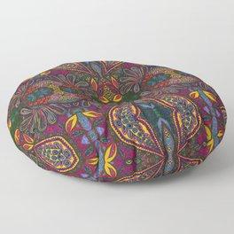 Spiced Berry Bowl Floor Pillow