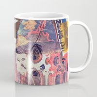 monkey island Mugs featuring monkey by echo3005