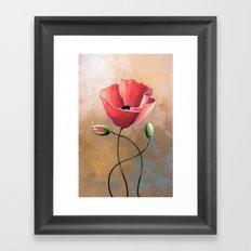 Singular Framed Art Print