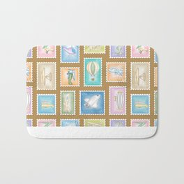 Flying Machines Bath Mat