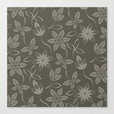 MAUA flora Canvas Print