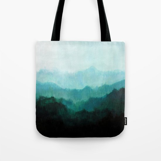 Mists No. 2 Tote Bag
